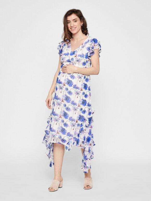 Mamalicious - Fleur woven dress