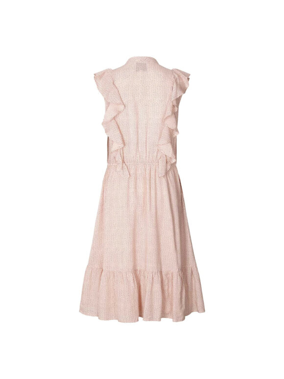Lollys Laundry - Ramona Dress - blush Dot Print