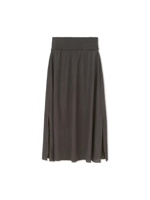 AIAYU - Smock skirt - Soil