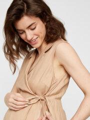 Mamalicious - Safira woven dress