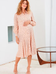Isabella Oliver - Juniper Maternity shirt dress