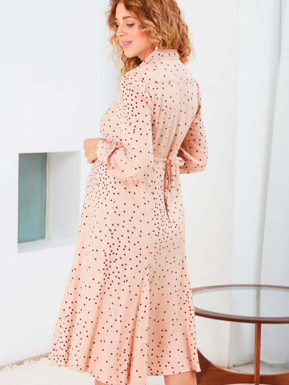 Isabella Oliver - Juniper Maternity shirt dress