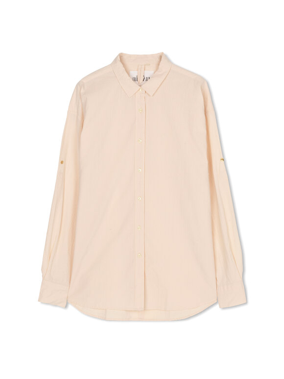 AIAYU - Shirt Seersucker - Shell