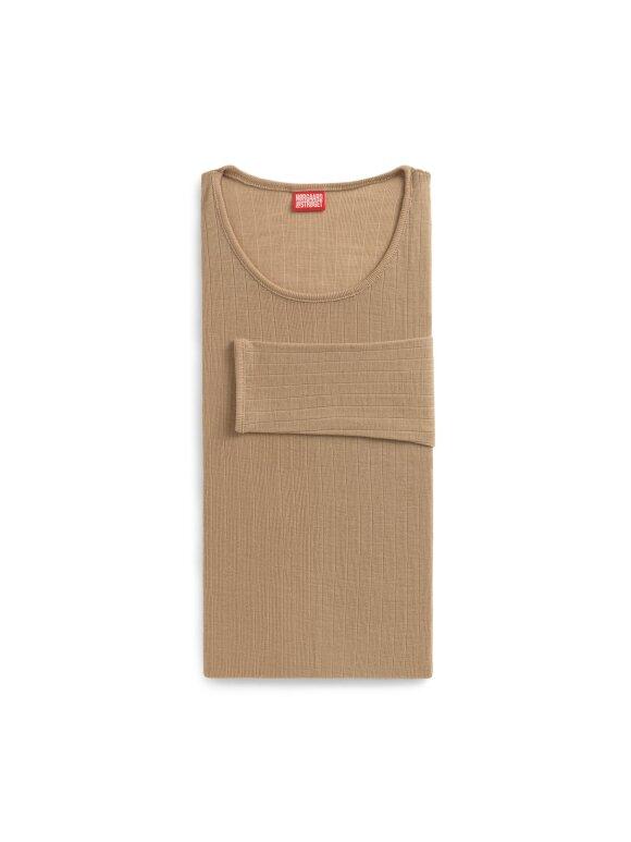 Mads Nørgaard - 101 bluse - ensfarvet, flere farver