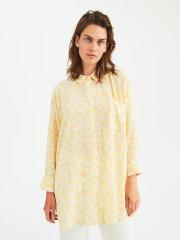 Kokoon - Bianca Shirt - Yellow Leo