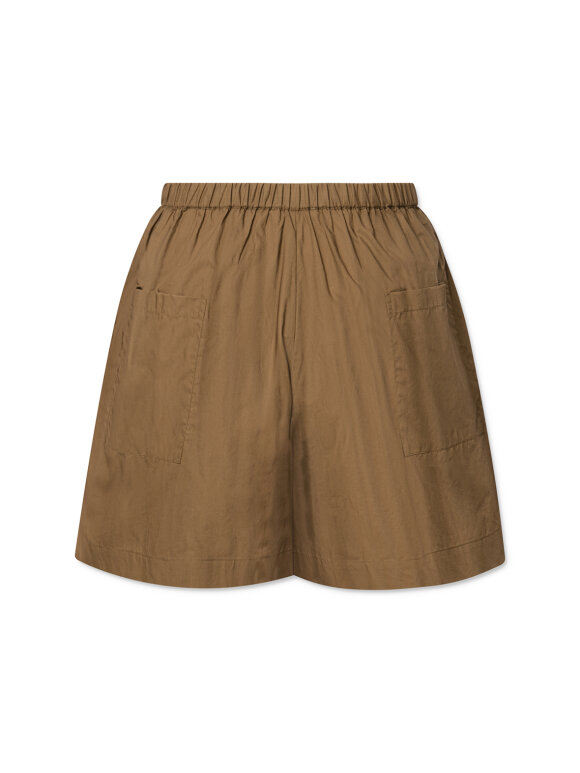 Nué Notes - juliana shorts, camel sand