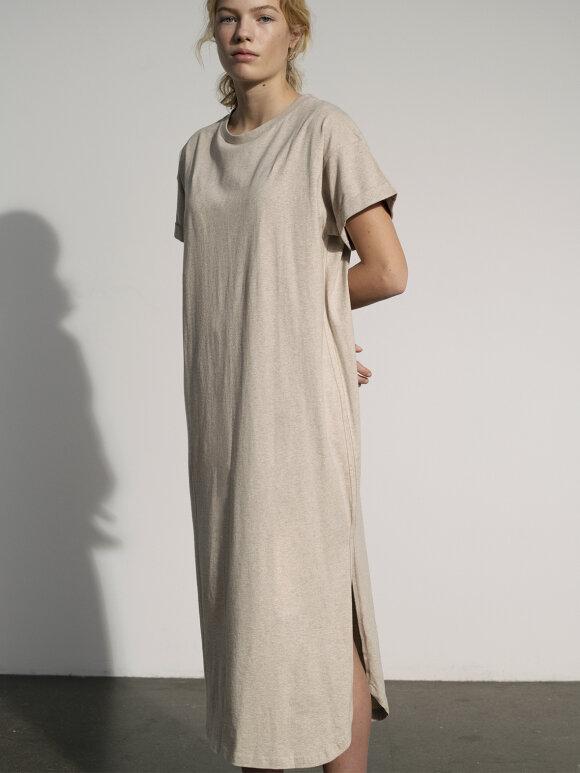 AIAYU - Tee dress natur