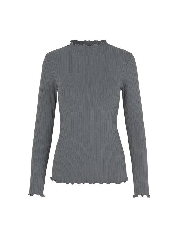 Mads Nørgaard - 5x5 Eco Rib Trutte bluse
