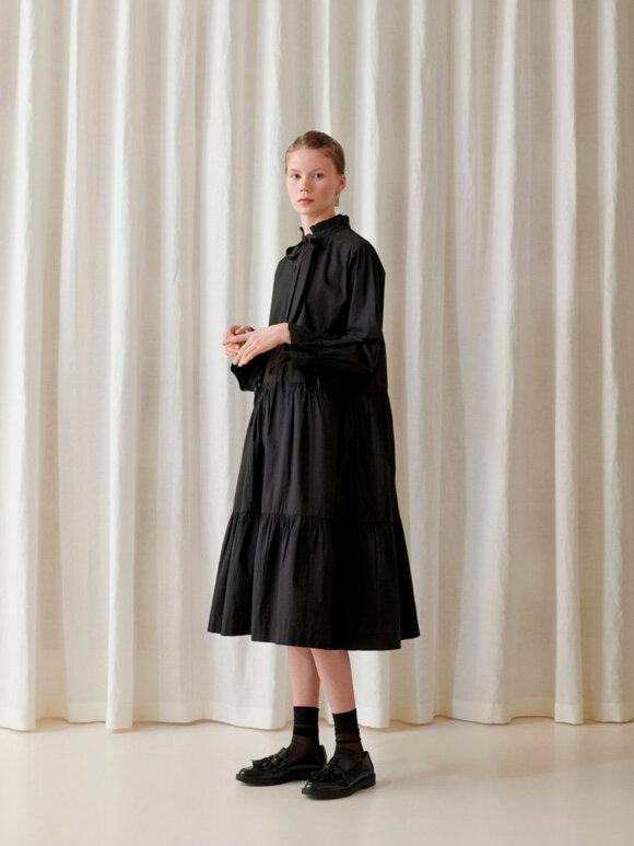 Skall Studio - Margot dress, Black