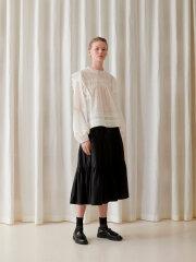 Skall Studio - Jasmine blouse, Light cream