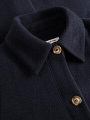 Nué Notes - Chiara Coat, Navy