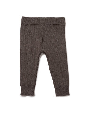 Bonton - Baby leggings, Biscuit brown
