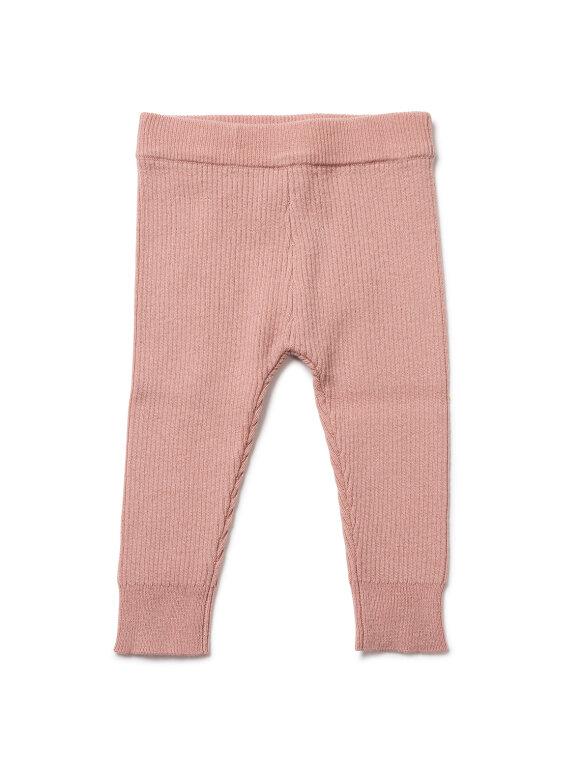 Bonton - Baby leggings, Velvet rose