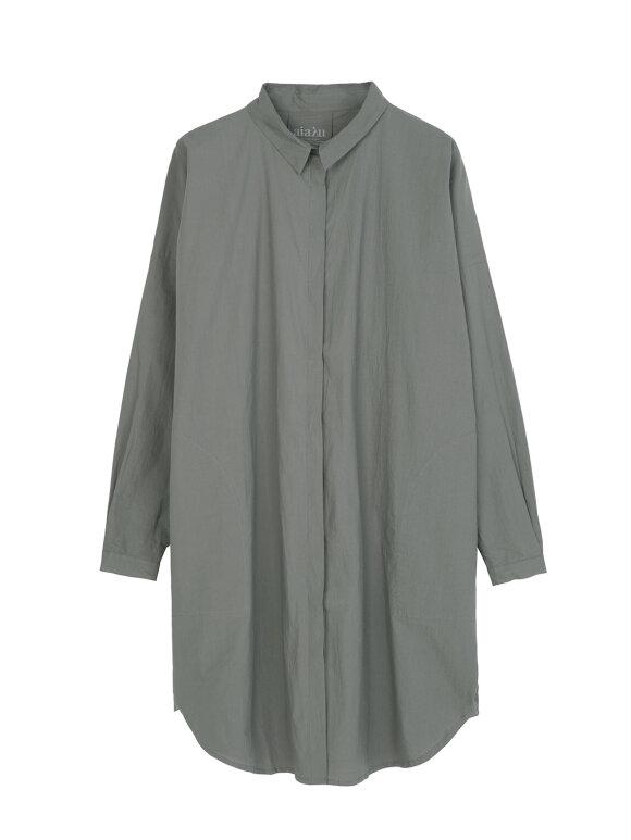 AIAYU - Shirtdress - Khaki