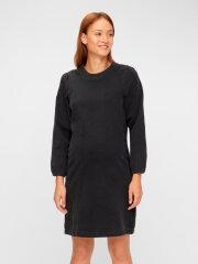 Mamalicious - Cosby Denim dress