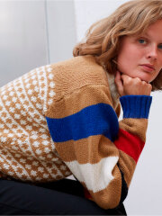 Mads Nørgaard - Recycled Iceland Konny sweater