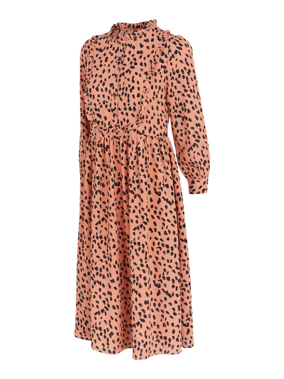 Mamalicious - Charlot Lia Dress dot print