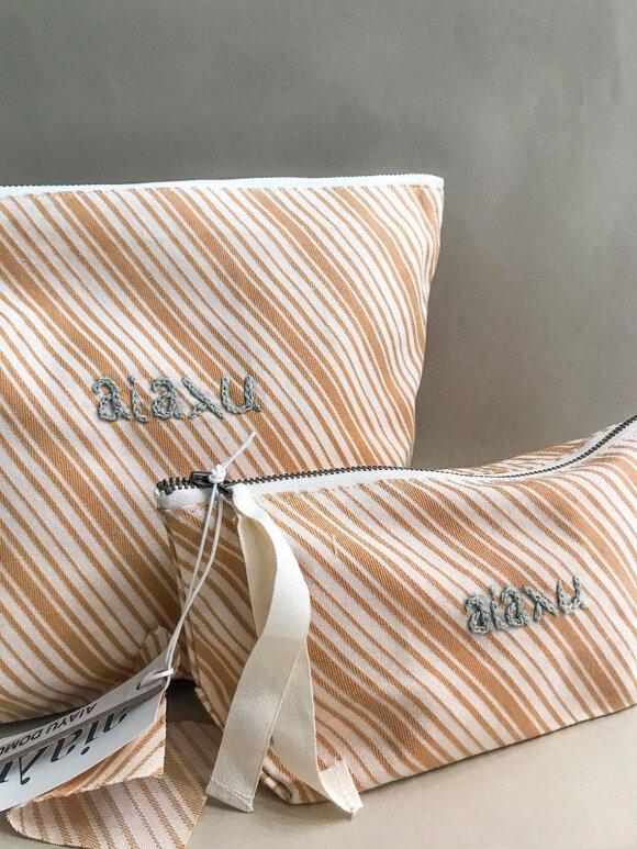 AIAYU - Pouch mini dobby striped