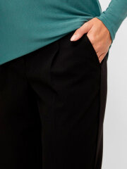 Mamalicious - Cerise Woven Pant