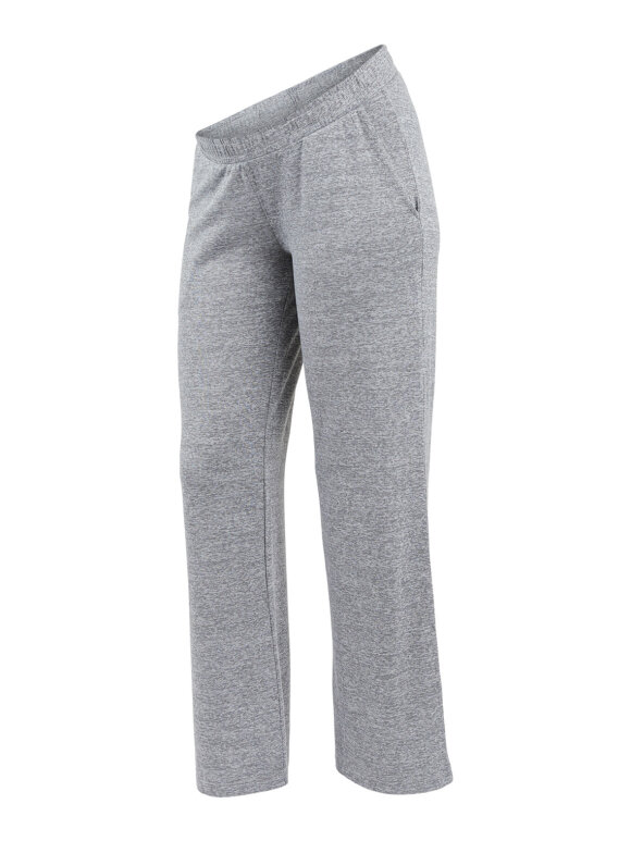 Mamalicious - Lila Wide Jersey Pant