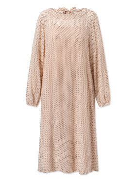 Nué Notes - Lexie Dress sheepskin dots