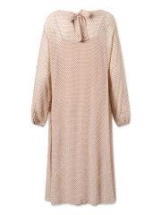 Nué Notes - Lexie Dress sheepskin dots