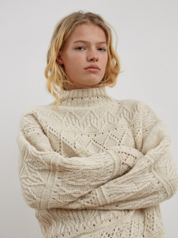 AIAYU - Blanca Sweater