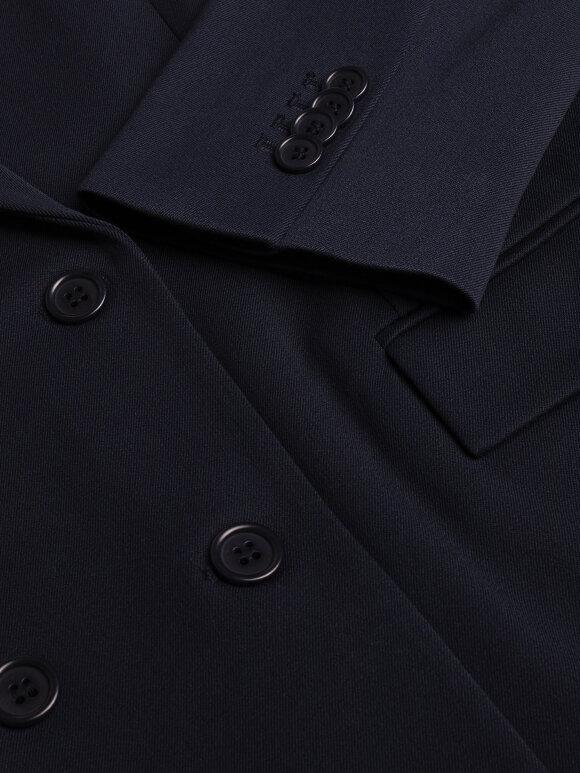 Mads Nørgaard - Stretch Twill Blazilla blazer, Navy