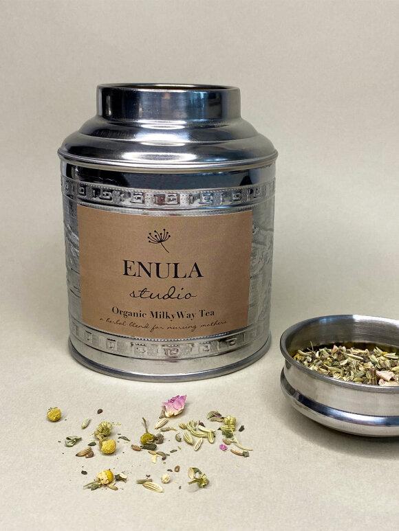 Enula Studio - Milky Way tea, øko. amme te