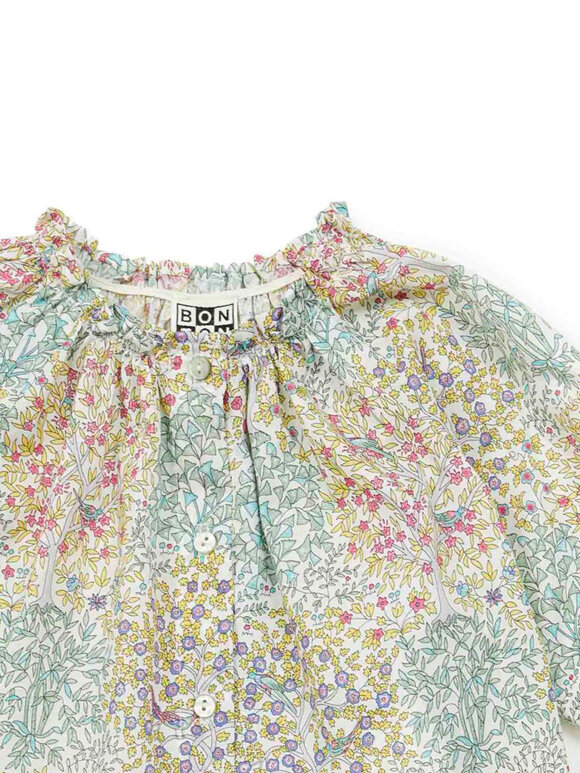 Bonton - Liberty baby skjortebluse
