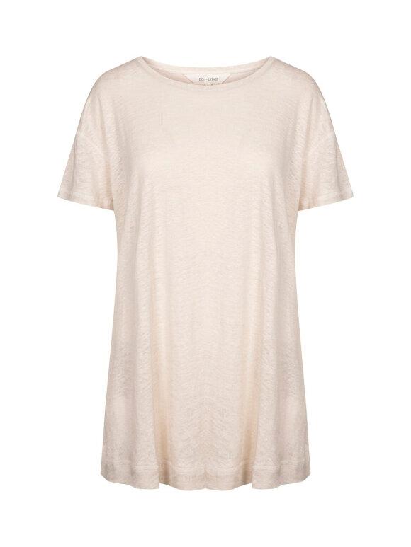 Gai+Lisva - Bertha T-shirt - Moonstruck