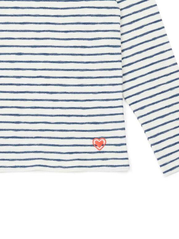 Bonton - Sailor Woman Embroidered
