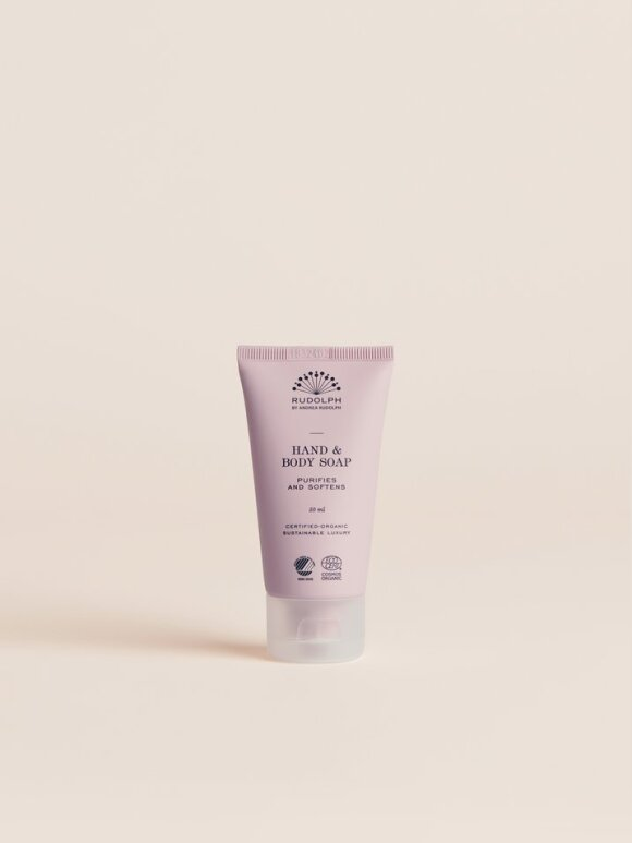 Rudolph Care - Hand & Body soap - Travelsize