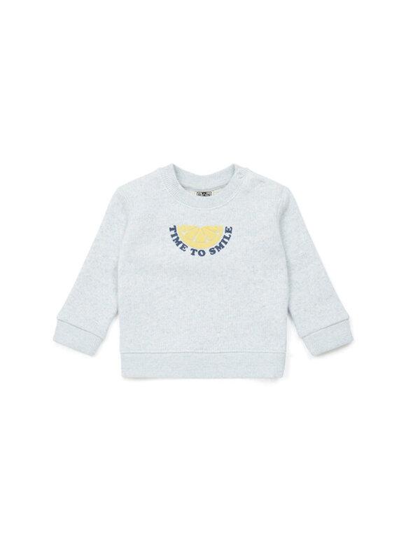 Bonton - Sweatshirt Citron Baby