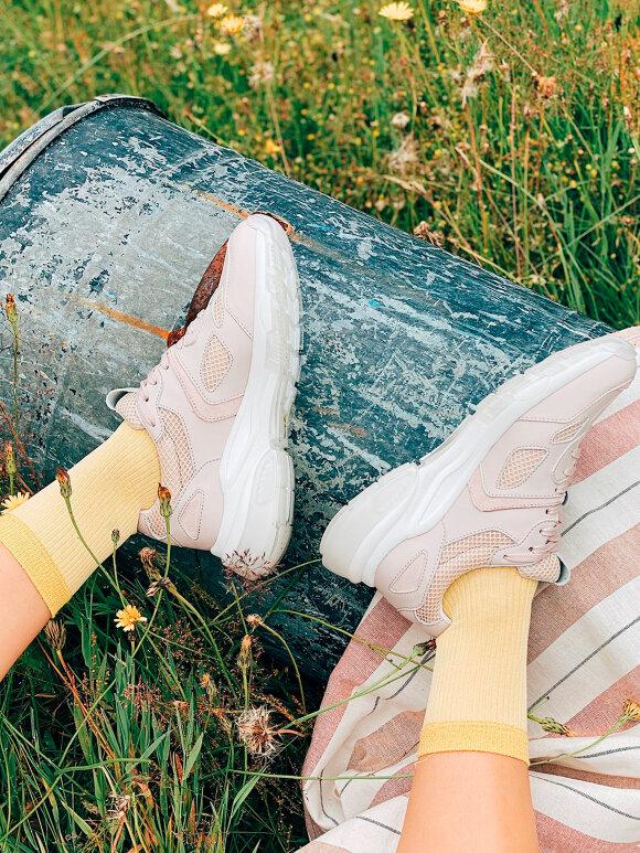 Garment Project - Brooklyn Sneakers - Nude