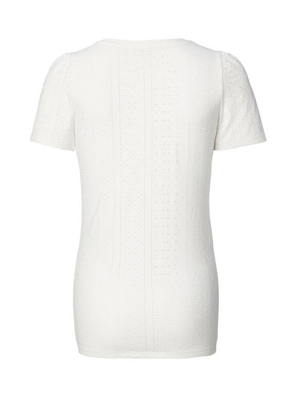 Noppies - Edna T-shirt - Hvid