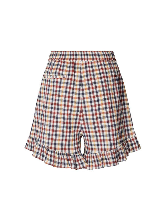 Lollys Laundry - Ida Shorts - Check Print
