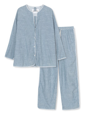 AIAYU - Pyjamas Striped - Indigo