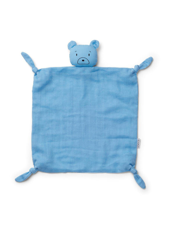 Liewood - Agnete nusseklud - Mr bear sky blue