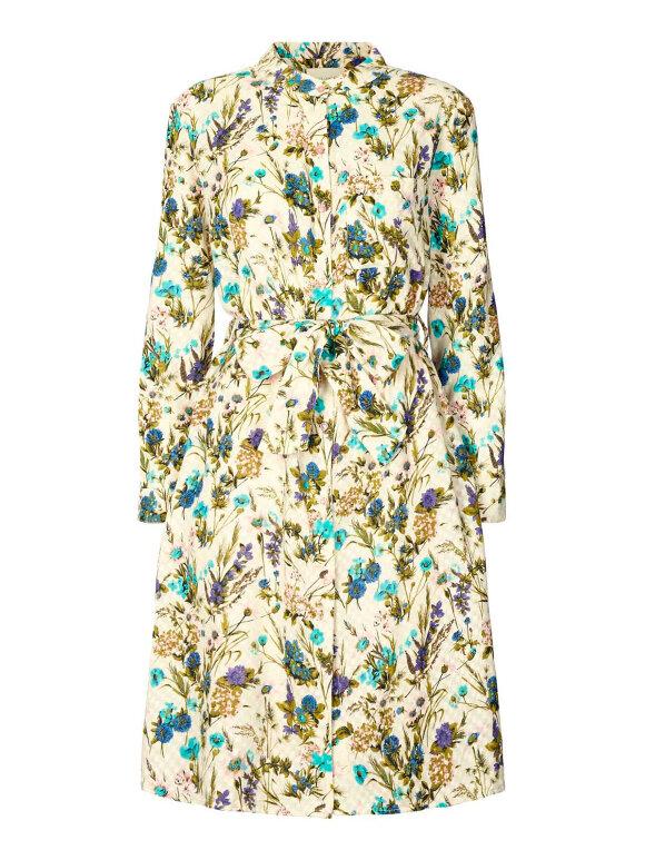 Lollys Laundry - French Dress, Flower Print