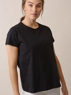 Boob - The-shirt tee - sort