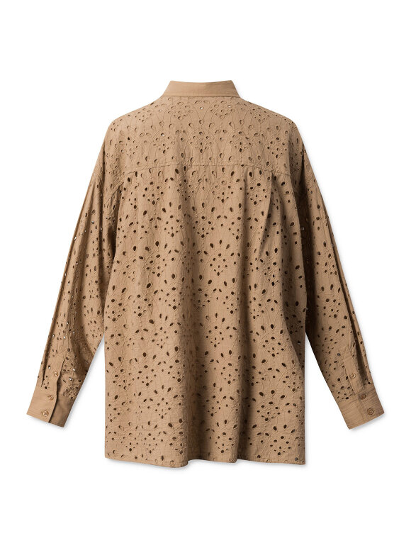 Nué Notes - Woody Shirt - Sand