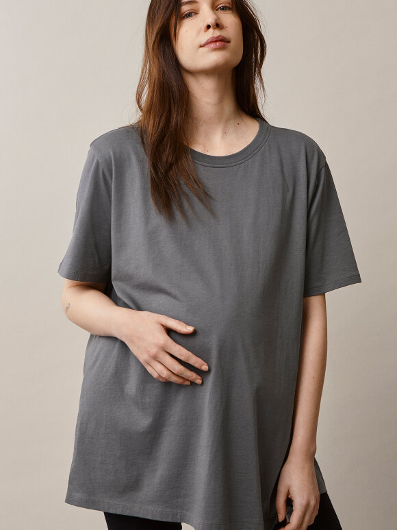 Boob - Oversized The-shirt, Willow Green