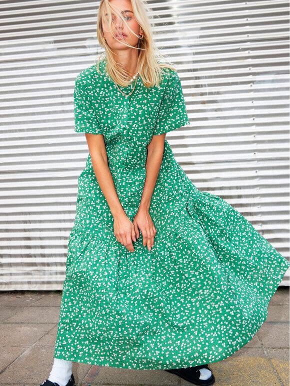 Lollys Laundry - Fie Dress, Green