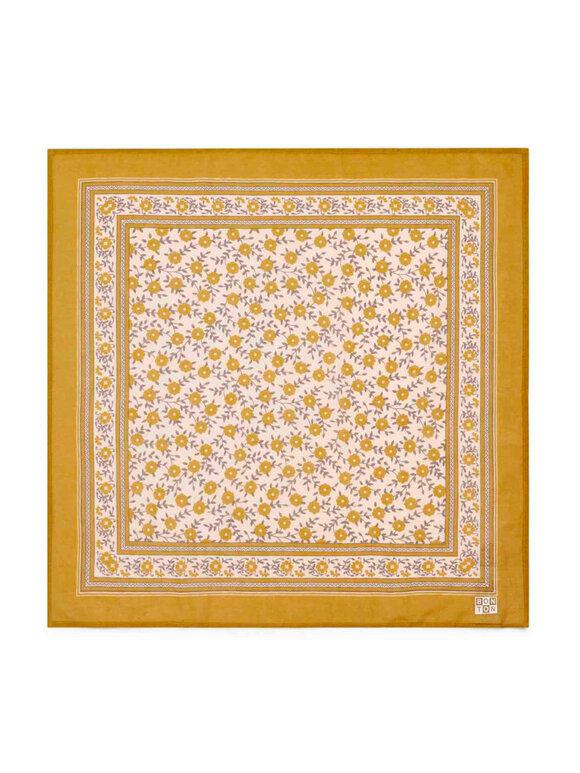 Bonton - Blomstret Tørklæde