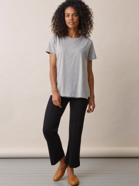 Boob - The-shirt tee - grey melange