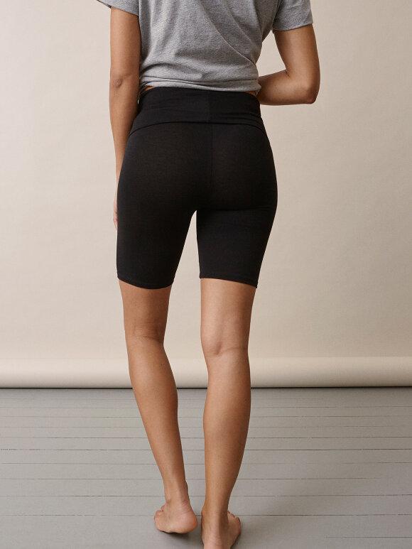 Boob - Bicycle shorts - sort