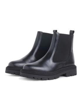 Garment Project - Spike Chelsea boot - black matte