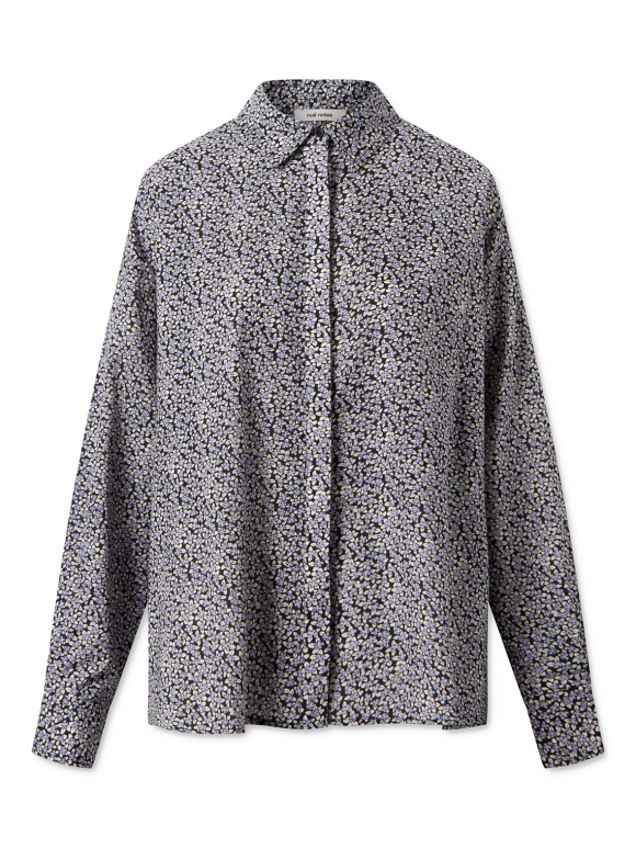 Nué Notes - Woody shirt - eventide