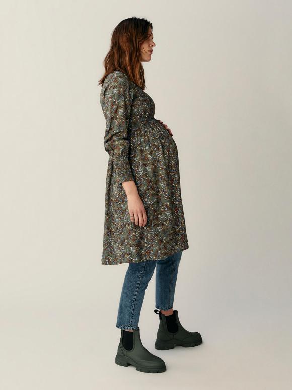 Mamalicious - Zelma woven dress